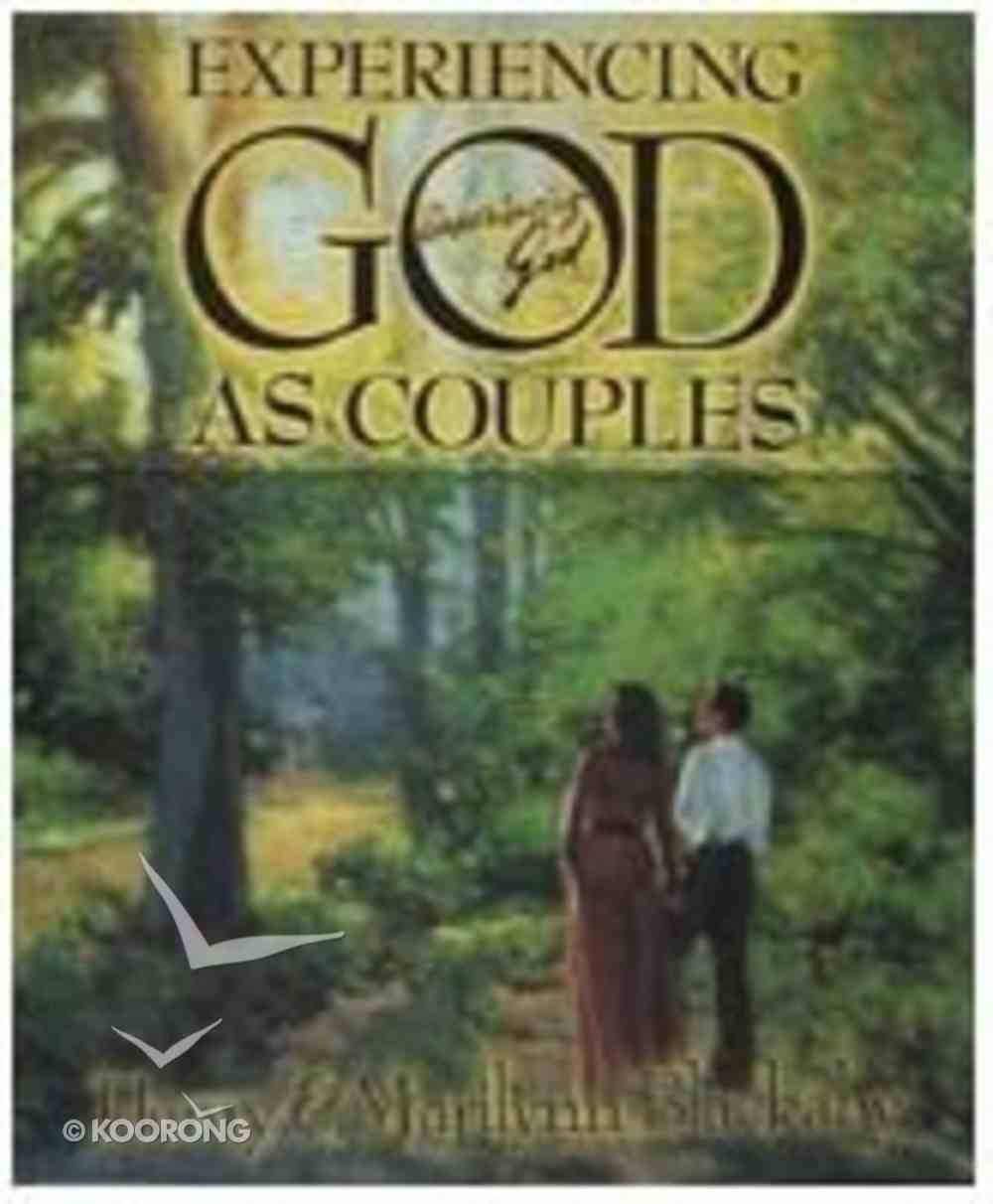 Experiencing God as Couples (Kit) Pack