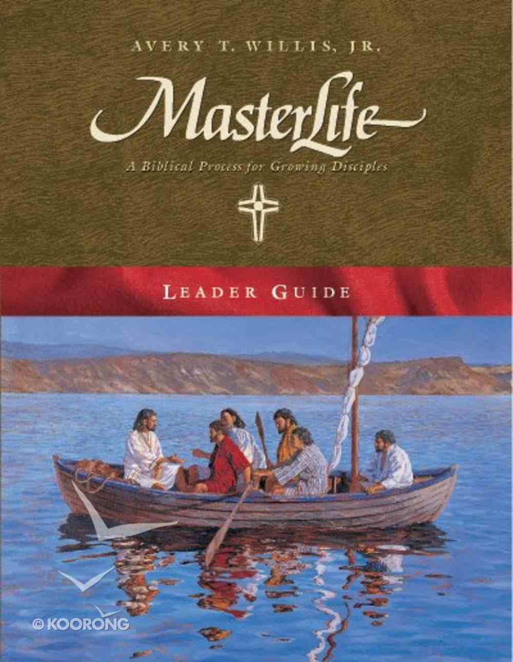 Master Life (Leader Guide) Paperback
