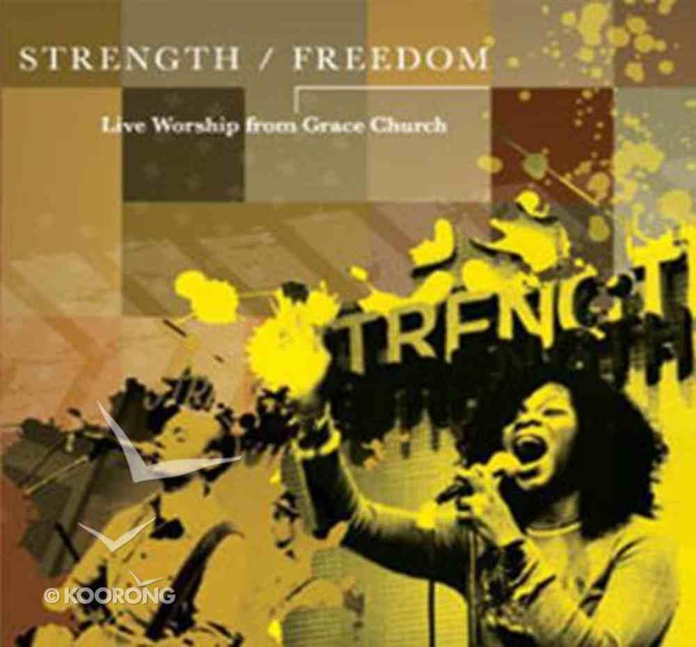 Strength/Freedom CD