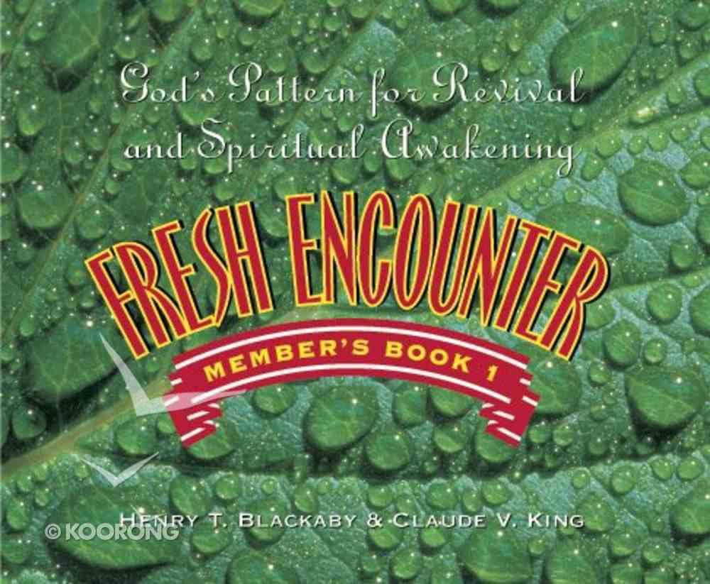Fresh Encounter (Member Book 1) Hardback