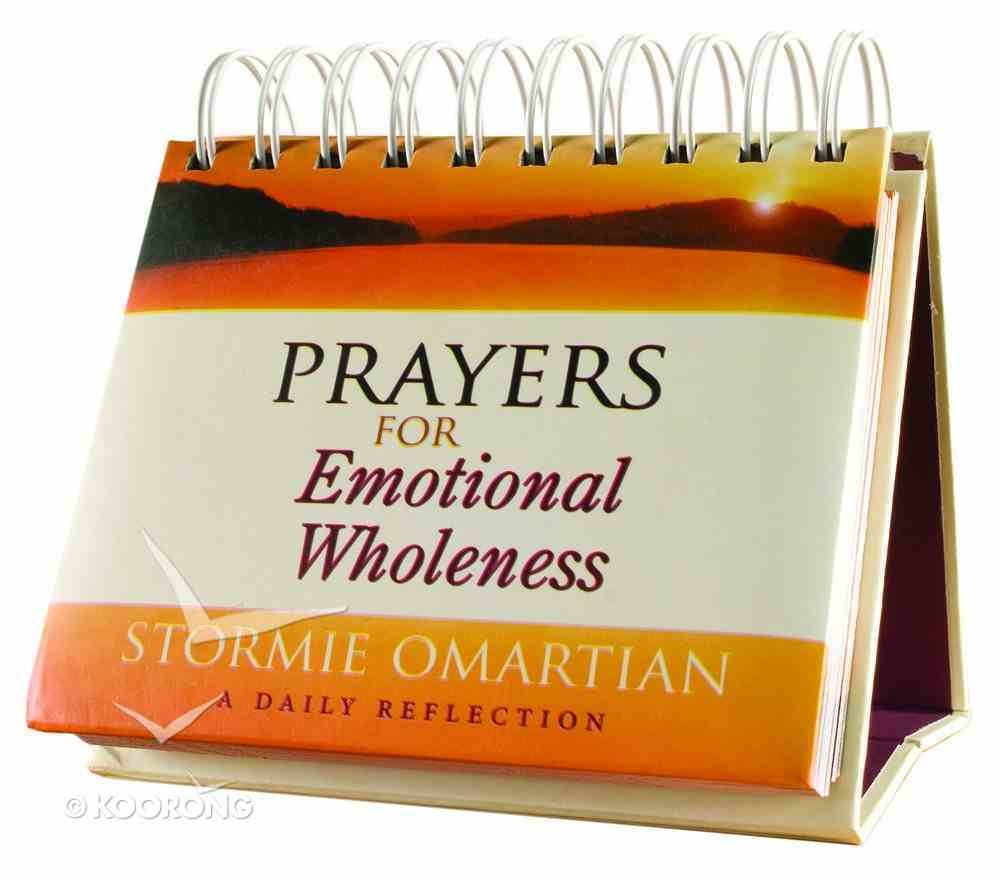 Daybrighteners: Prayers For Emotional Wholeness (Padded Cover) Spiral