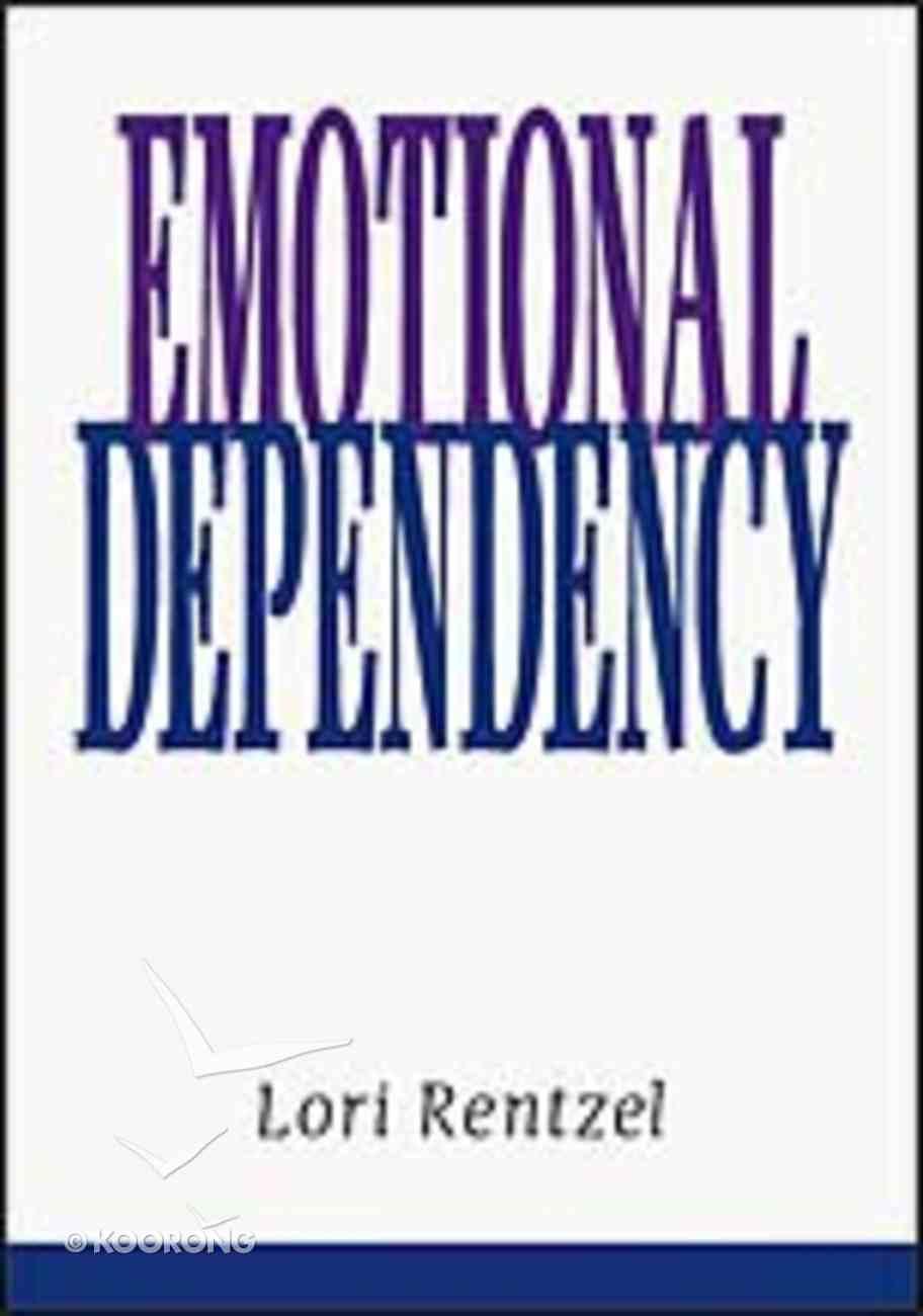Emotional Dependency Booklet