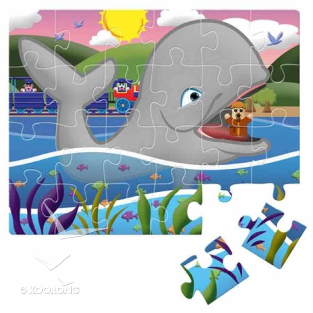 Journey to Jonah and the Whale Jigsaw Puzzle Game
