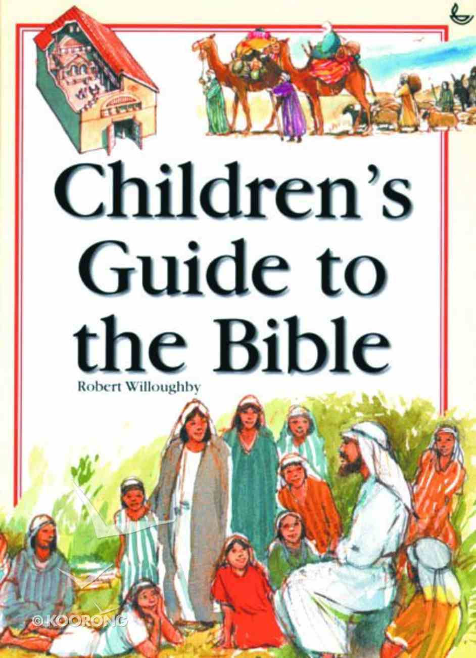 Children's Guide to the Bible Hardback