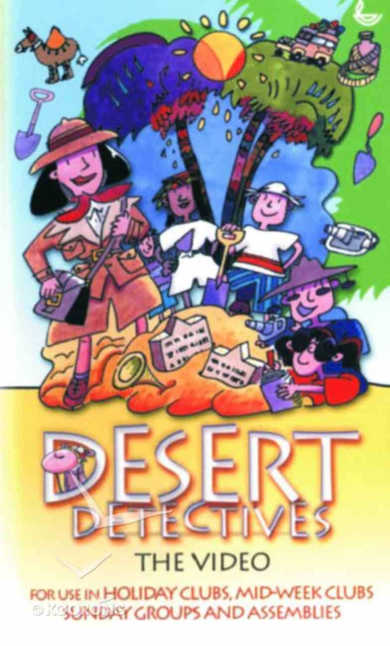 Video Desert Detectives Video