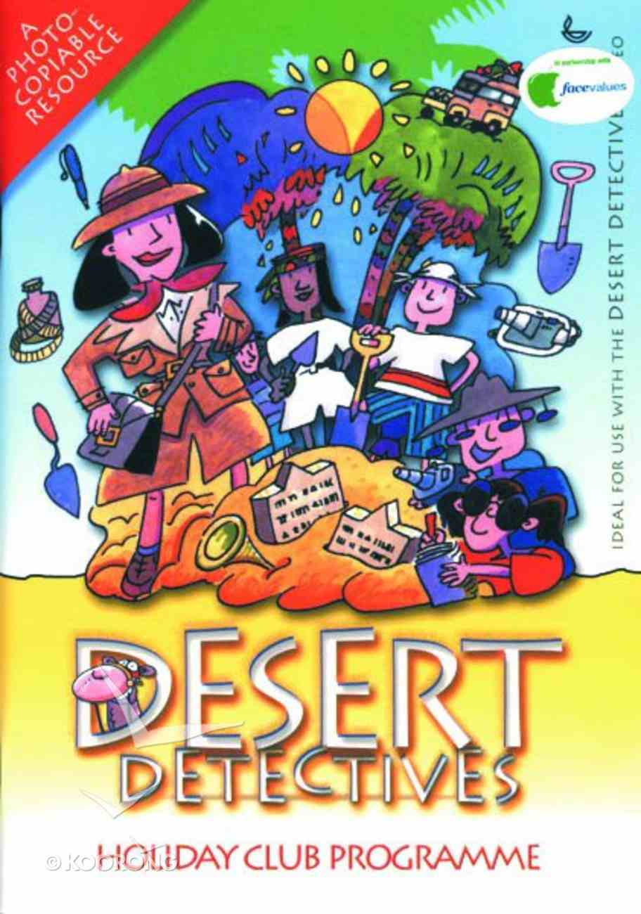 Desert Detectives (Programme) (Holiday Club Series) Paperback