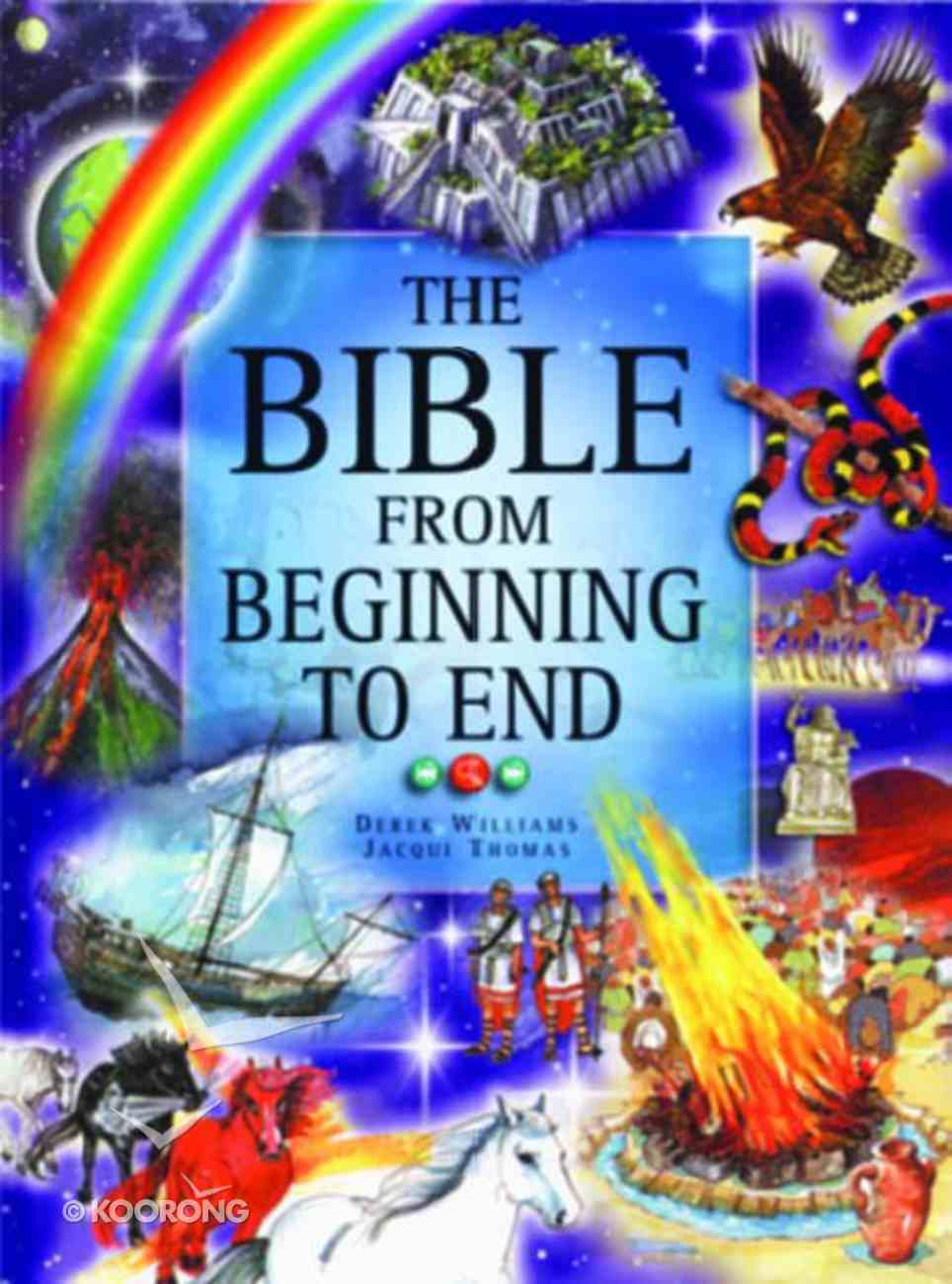 The Bible From Beginning to End Hardback