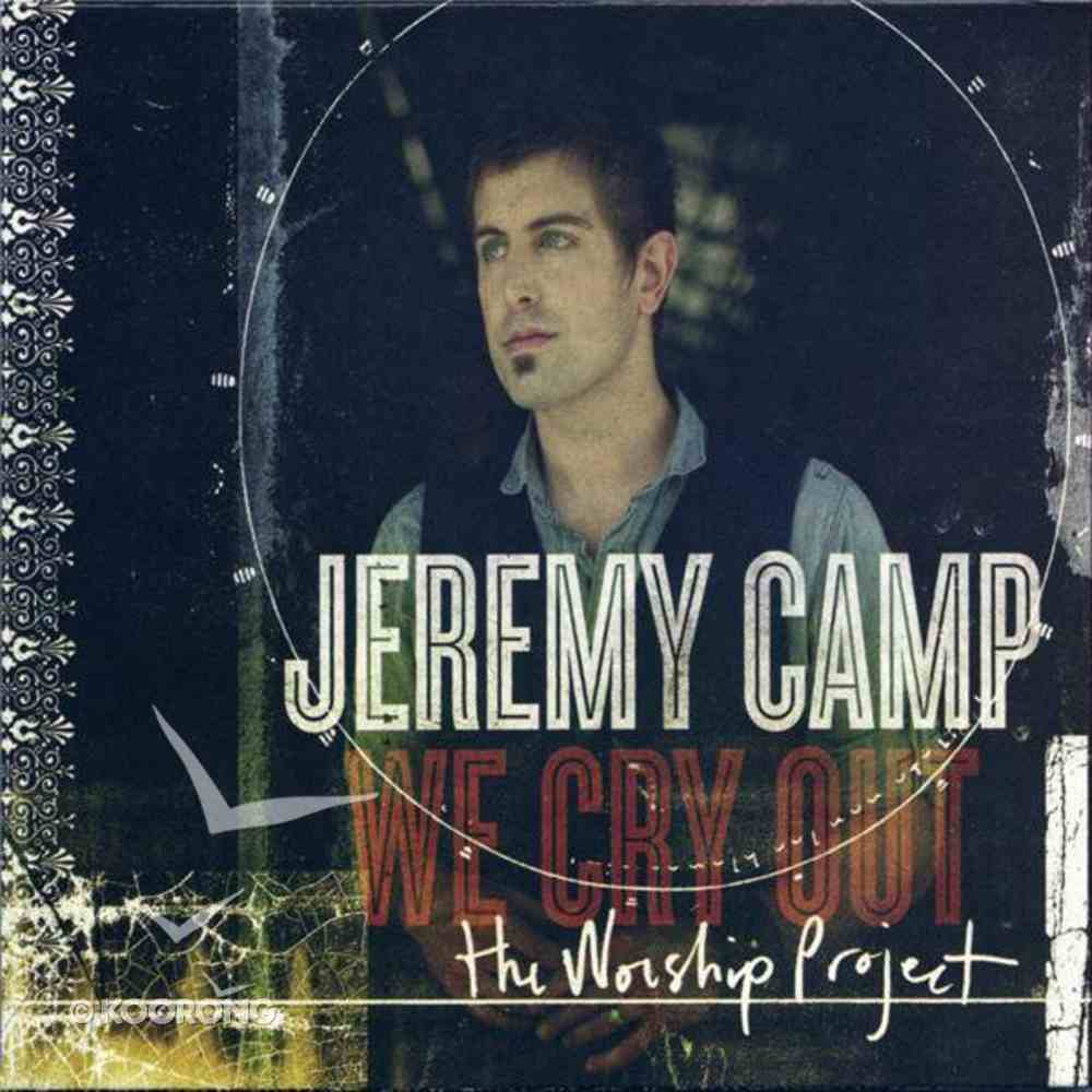We Cry Out: The Worship Project Special Ed CD & DVD CD