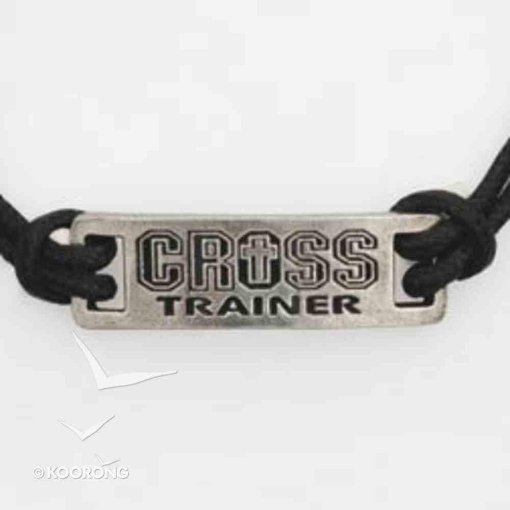 Adjustable Bracelet: Cross Trainer Jewellery