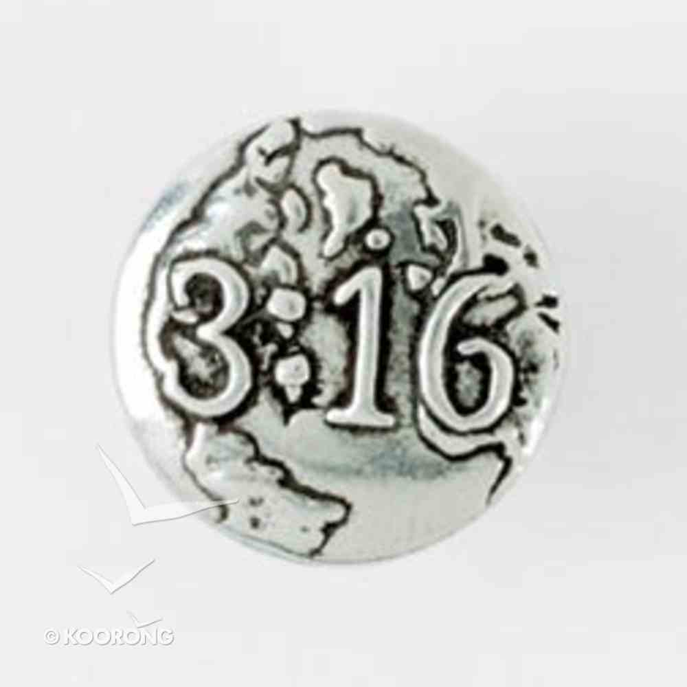 Lapel Pin: 3 16 Pewter Pin (100% Lead Free Pewter) Jewellery