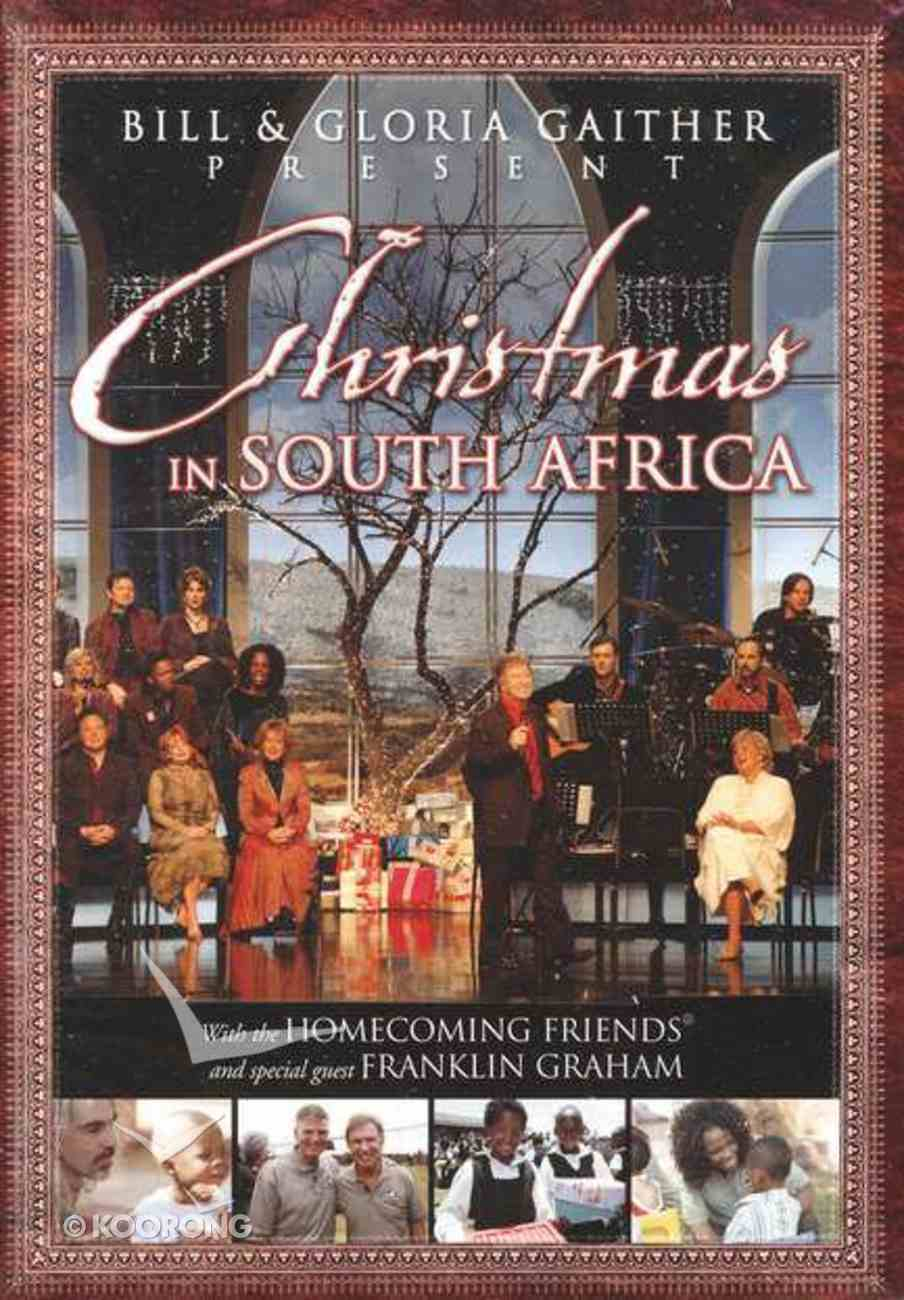 Christmas in South Africa (Gaither Gospel Series) DVD
