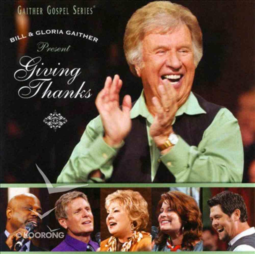 Giving Thanks CD