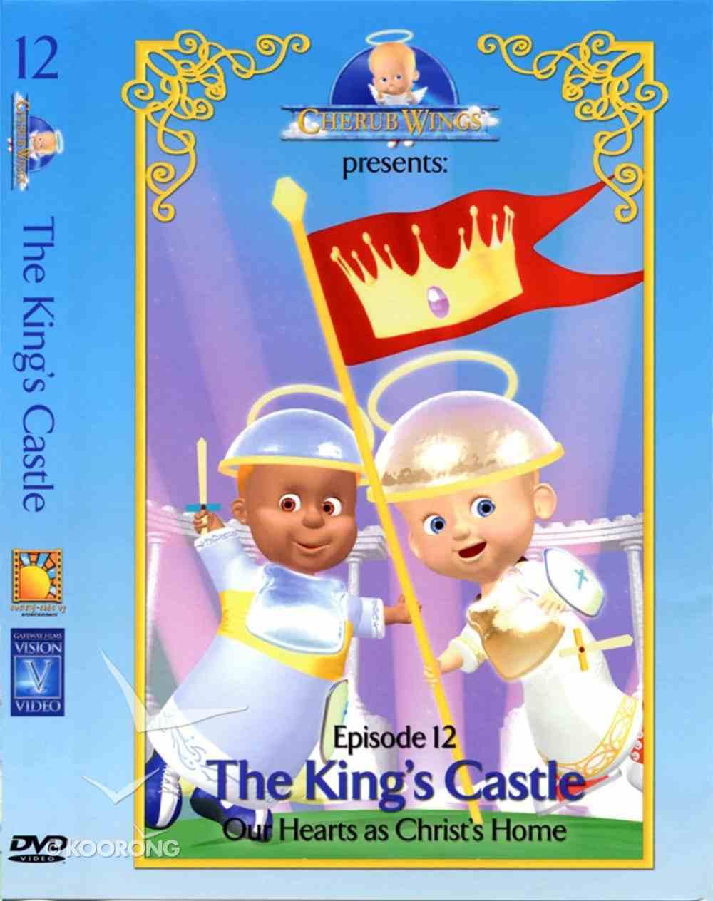Kings Castle (#12 in Cherub Wings (Dvd) Series) DVD