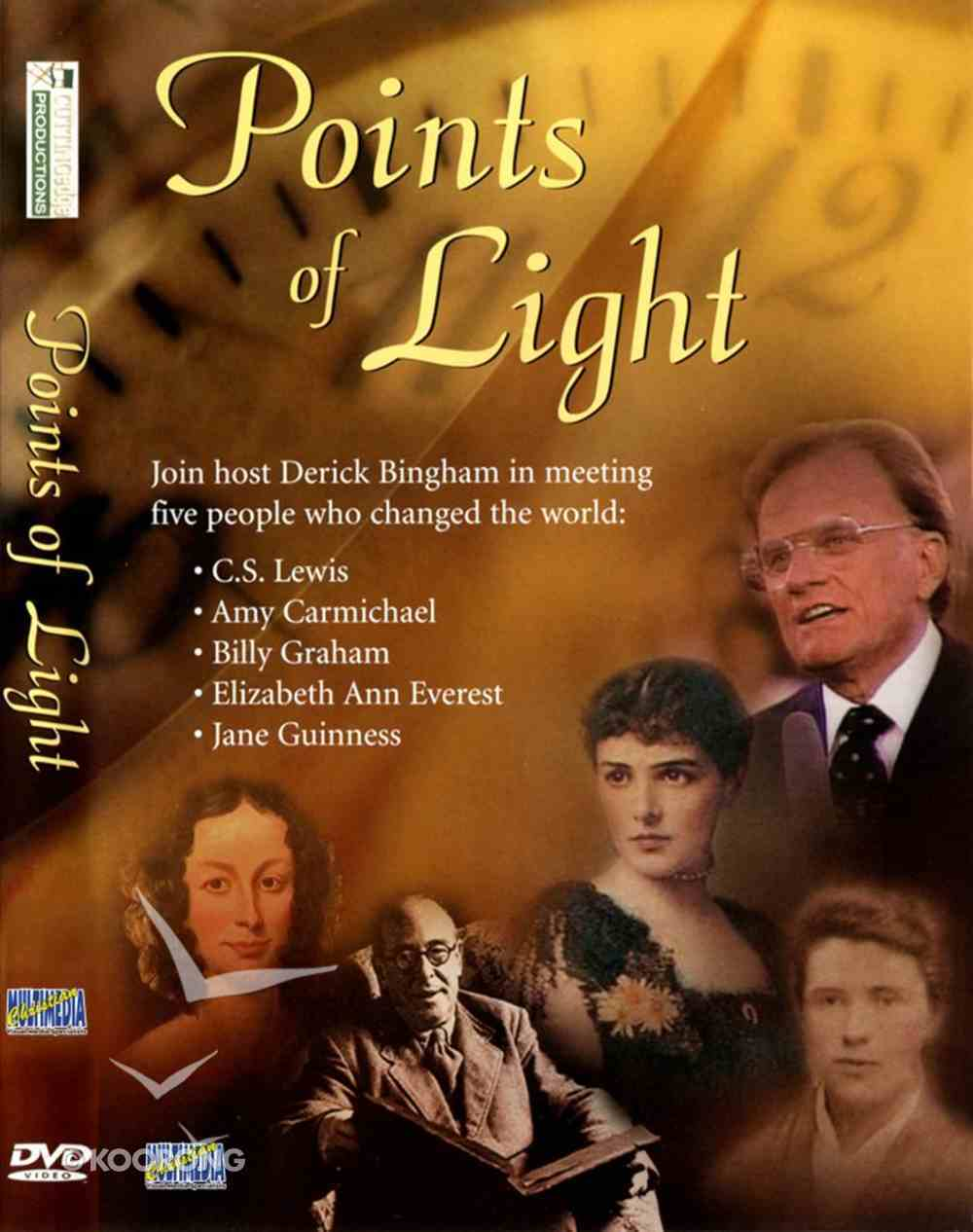 Points of Light DVD