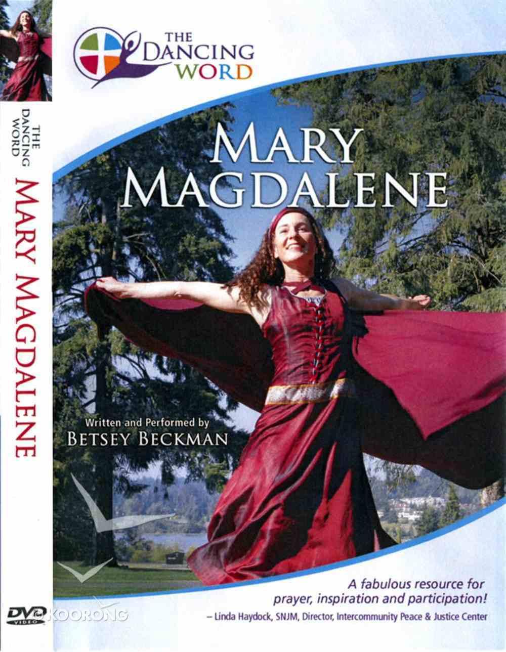 Dancing Word - Mary Magdalene (22mins - Storydance) DVD