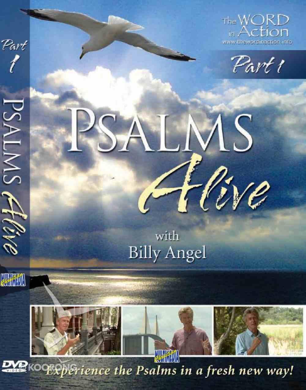 Psalms Alive DVD