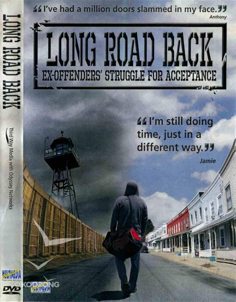 Long Road Back DVD