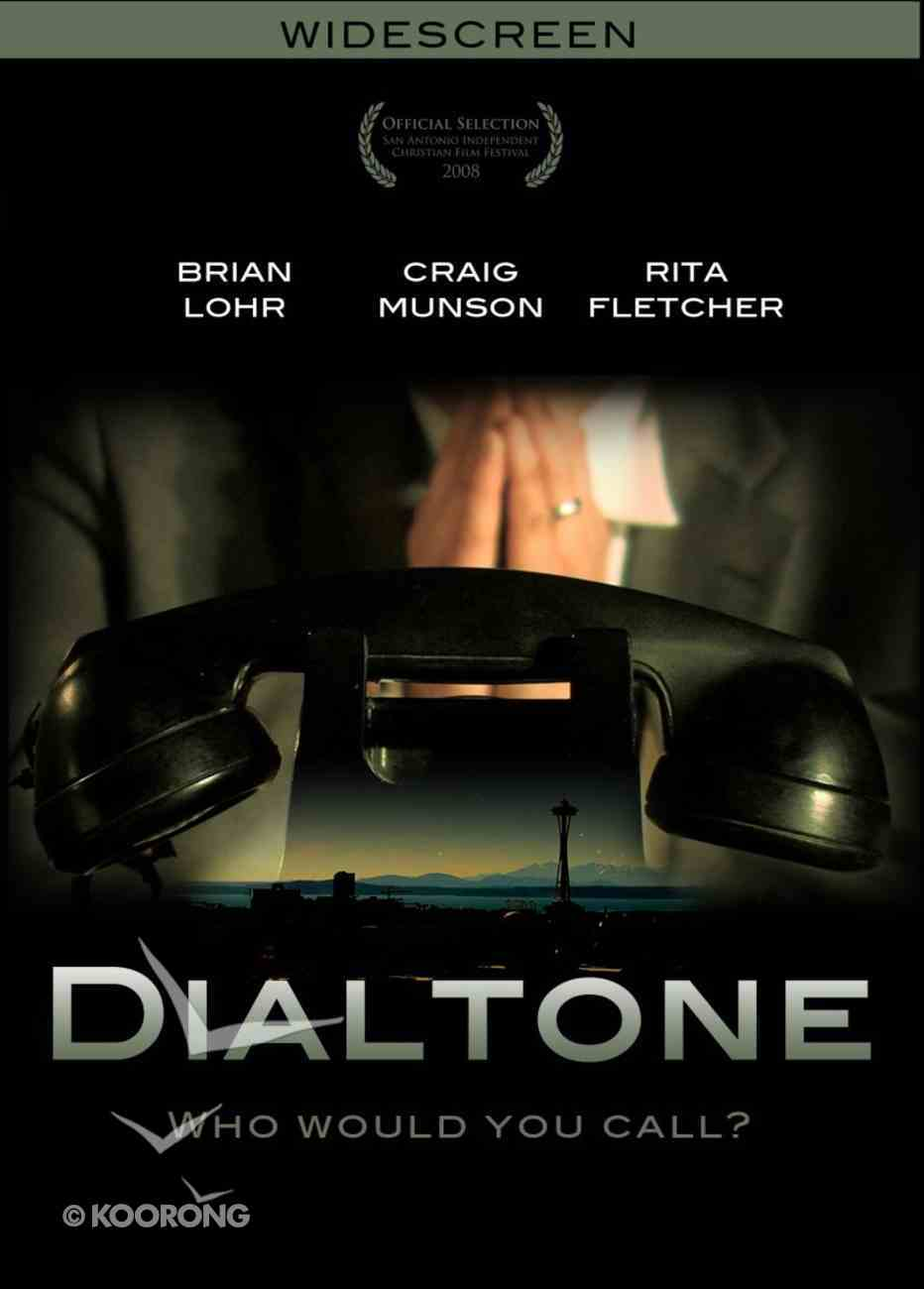 Dialtone: An a Mysterious Phone, a Missing Lawyer (41mins) DVD