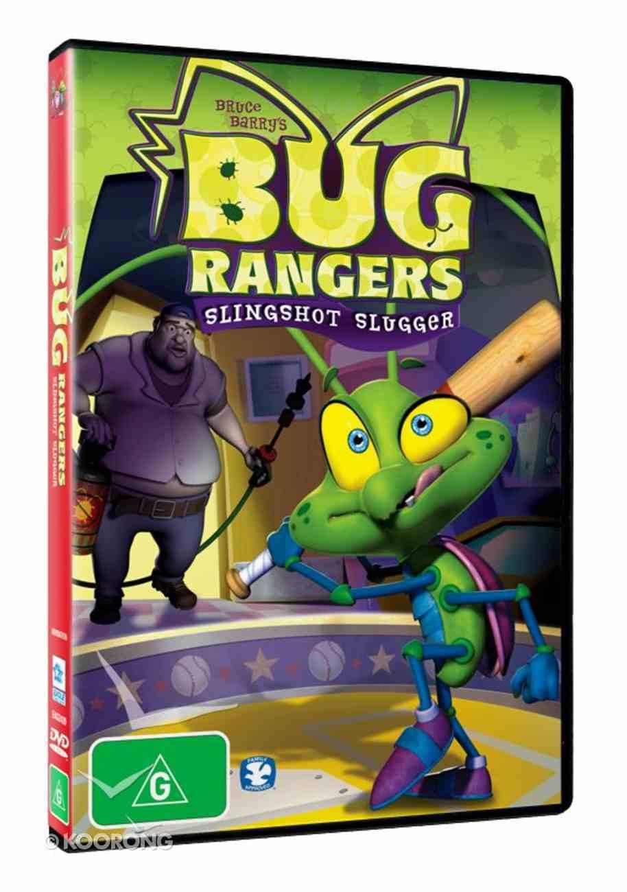 Bug Rangers: Slingshot Slugger DVD