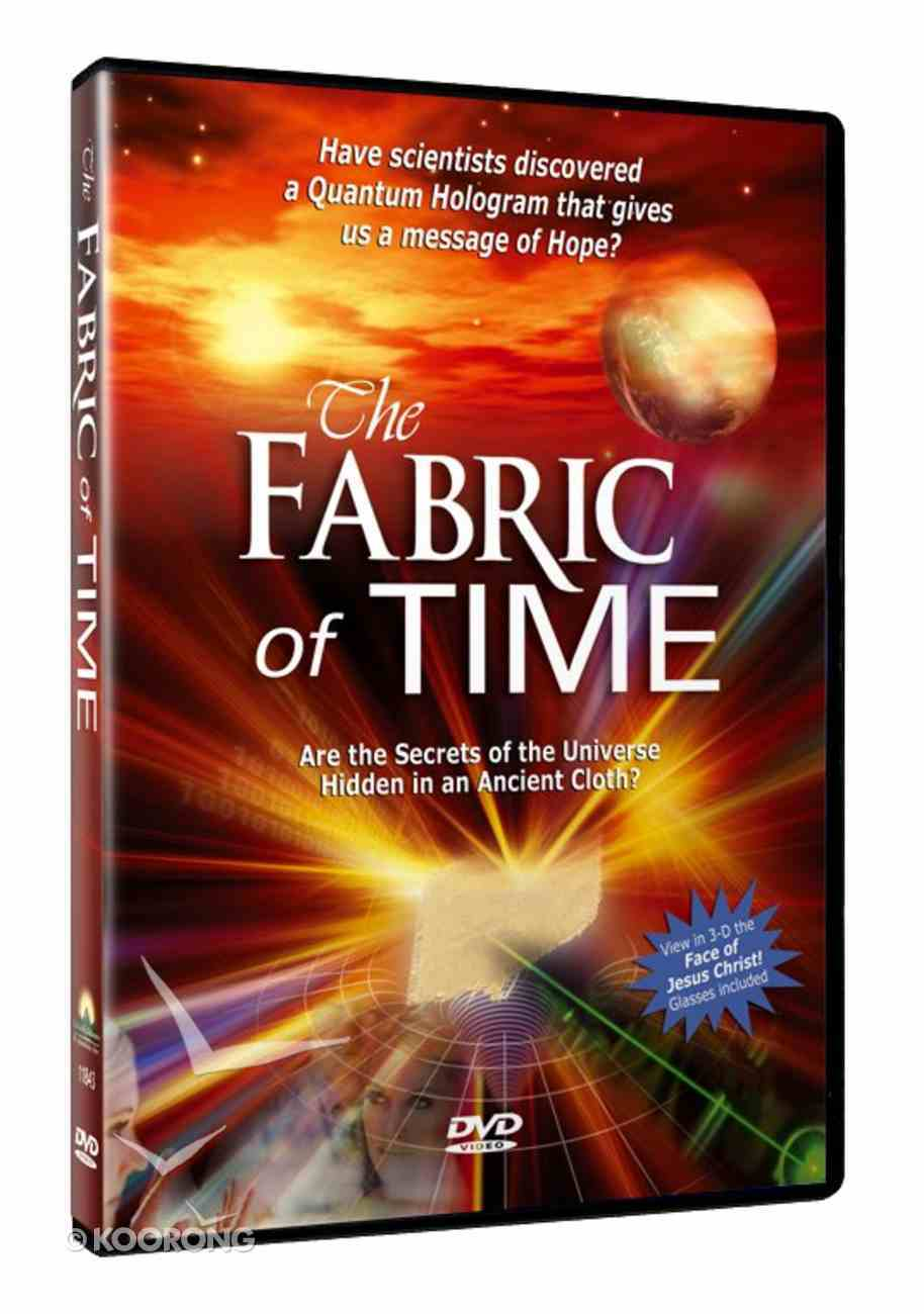 The Fabric of Time DVD