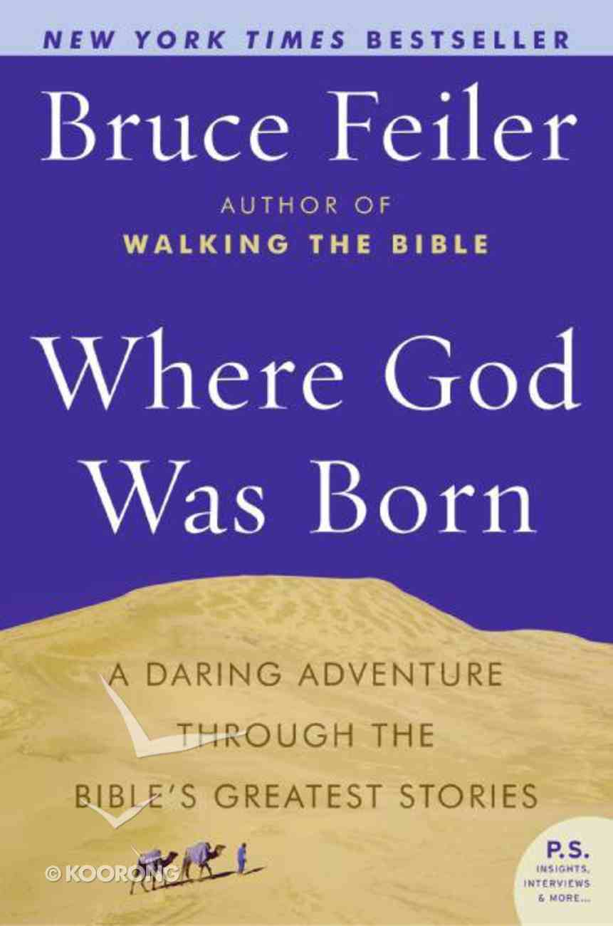 Where God Was Born Paperback