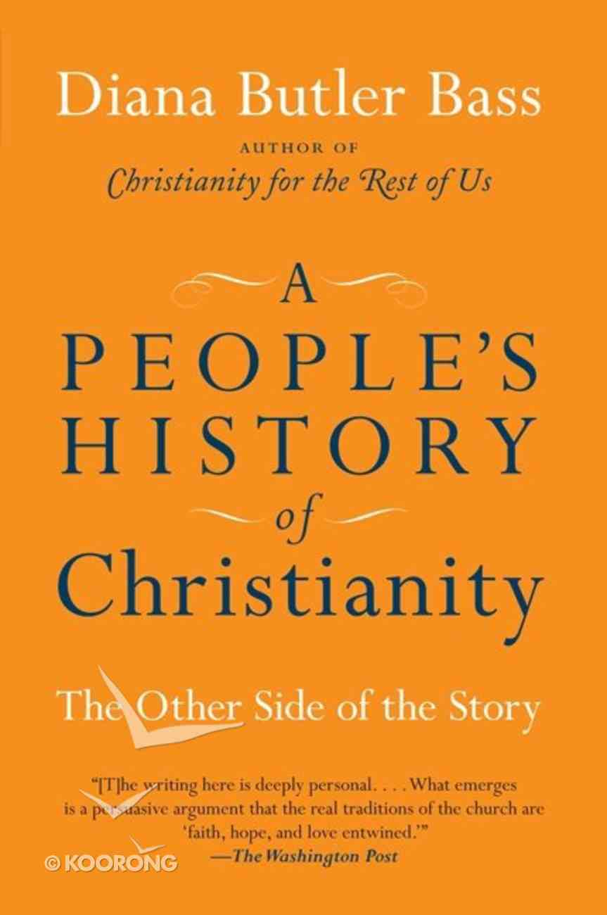 A People's History of Christianity Paperback