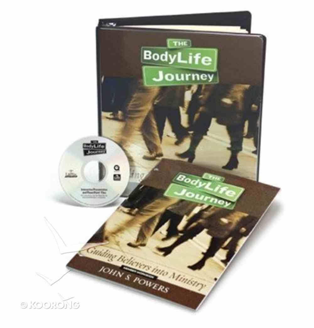 The Bodylife Journey (Leader Notebook) Paperback