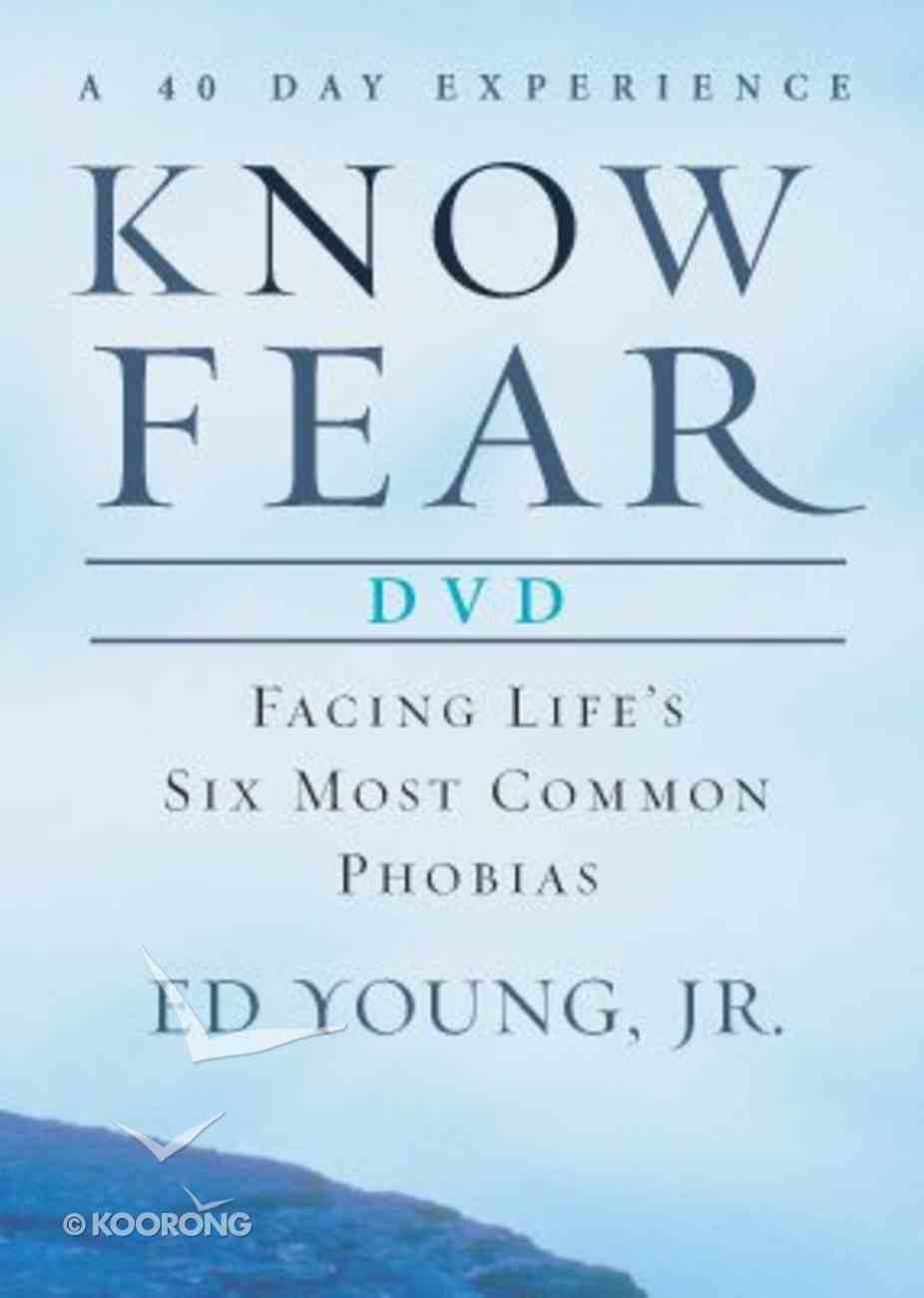 40 Day Experience #03: Know Fear (Dvd) DVD