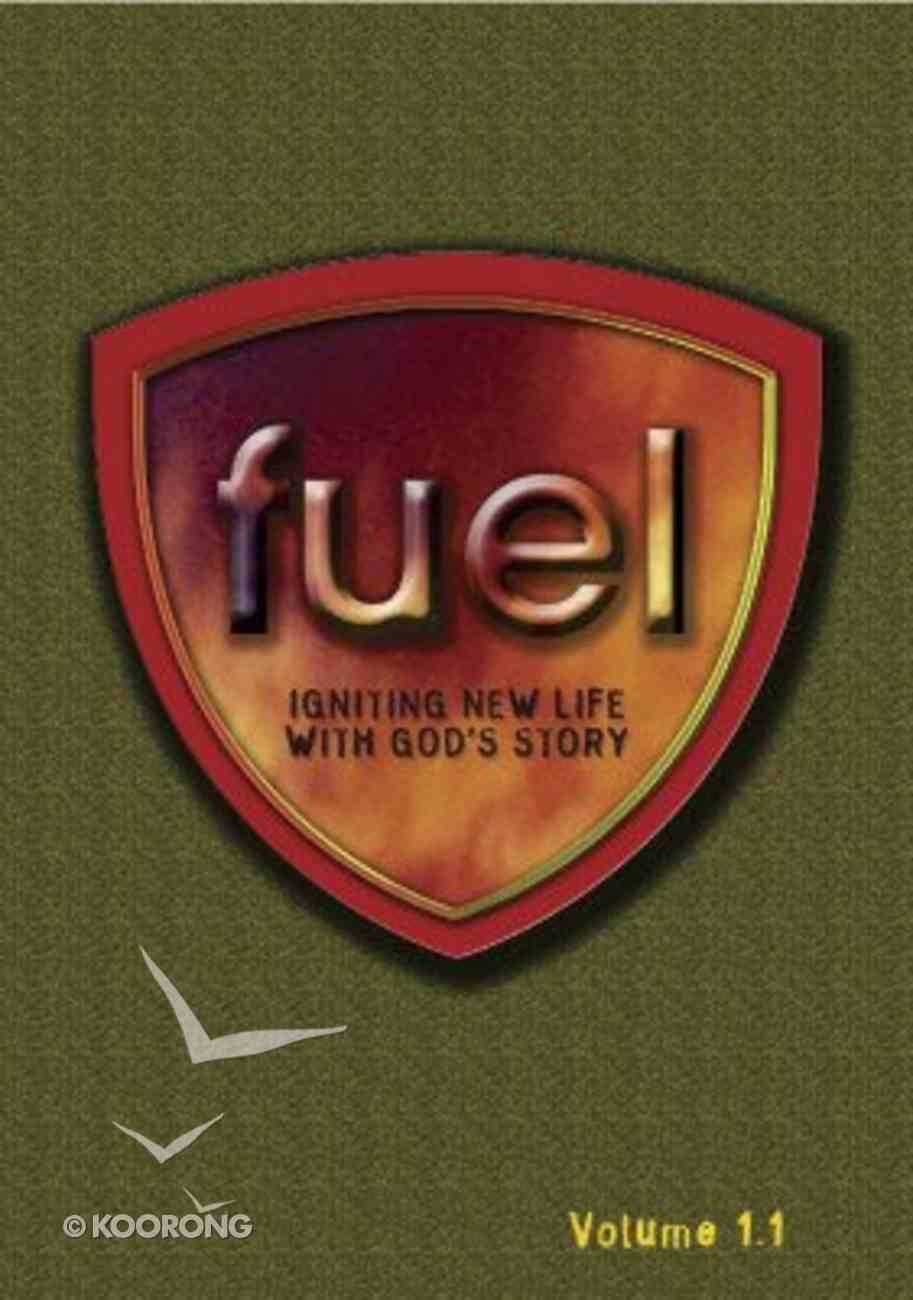 Fuel: OT Volume 1.1 Leader Pack (Cd-rom/dvd) DVD