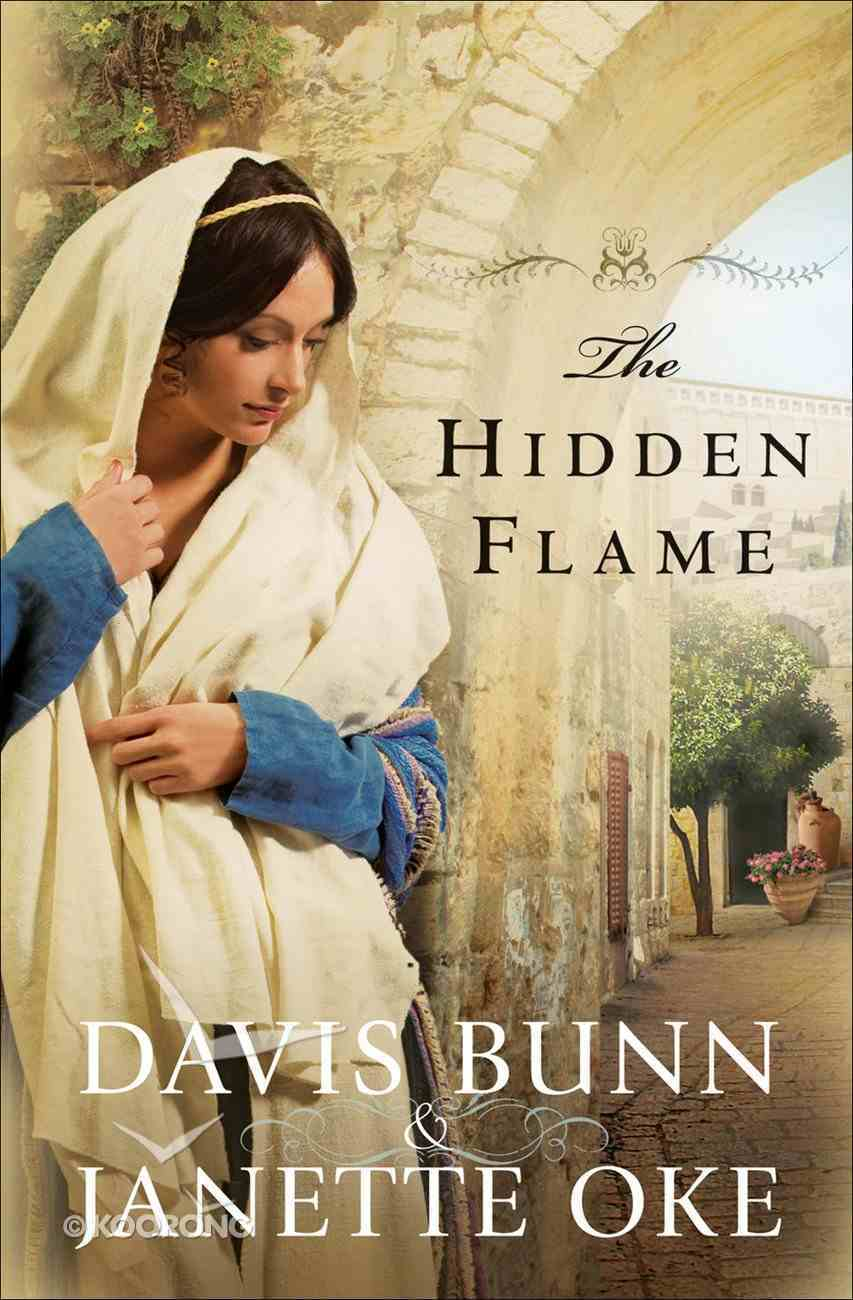 The Hidden Flame (Large Print) (#02 in Acts Of Faith Series) Paperback