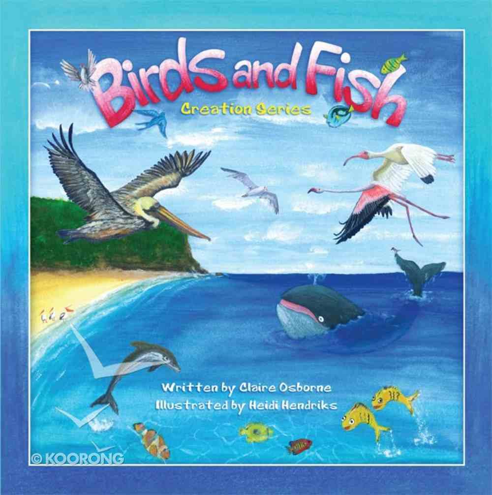 Birds & Fish Board Book