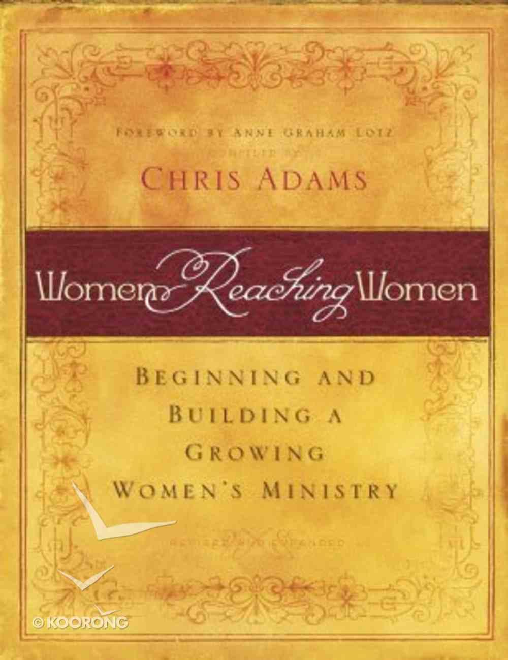 Women Reaching Women Paperback