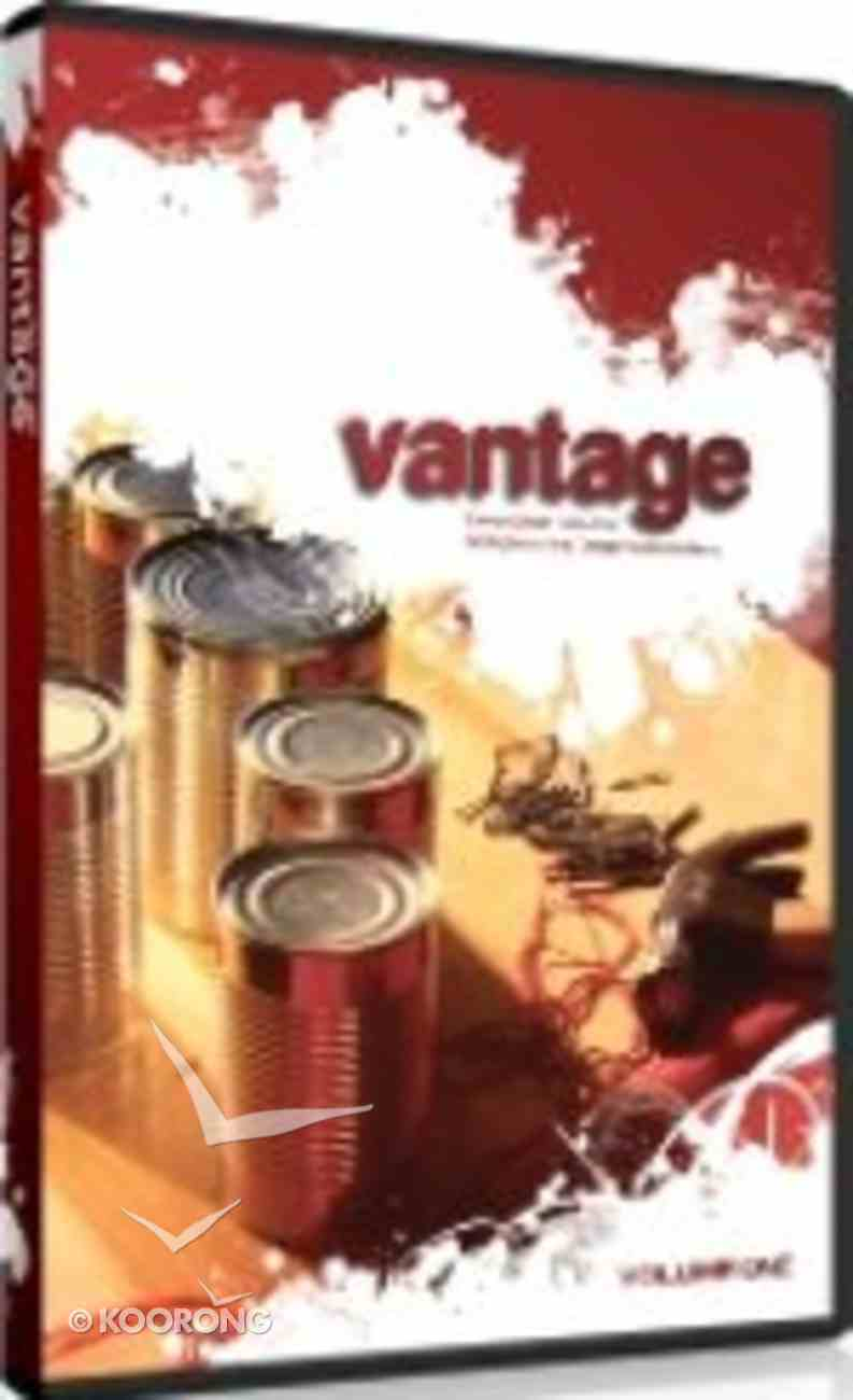 Vantage Volume #02 (8 Short Films, Approx 40 Min Total) DVD