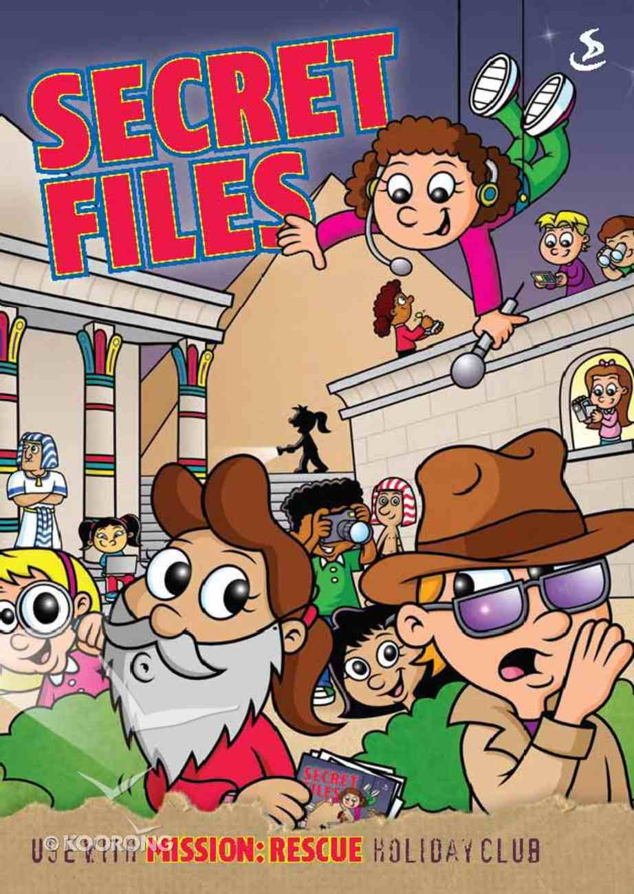 Mission Rescue - Secret Files (Resource) (Holiday Club Series) Paperback