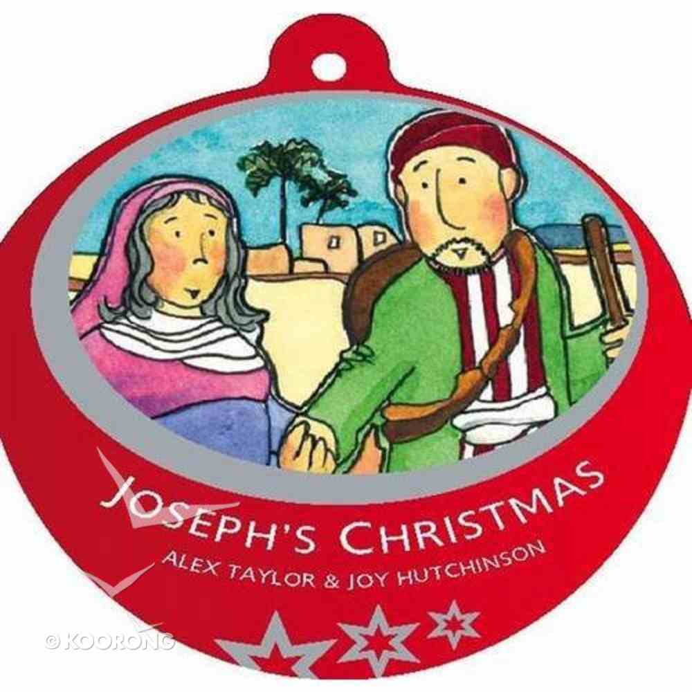 Bauble Books: Joseph's Christmas Paperback