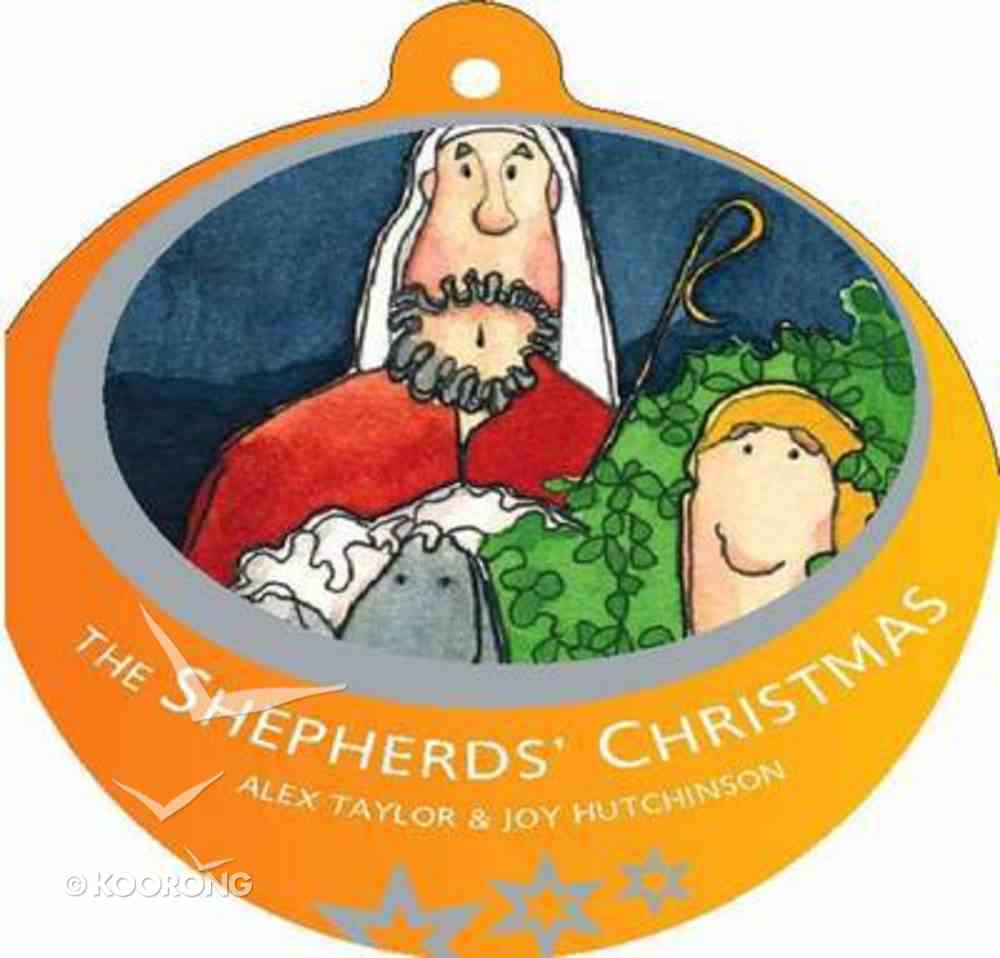 Bauble Books: The Shepherd's Christmas Paperback