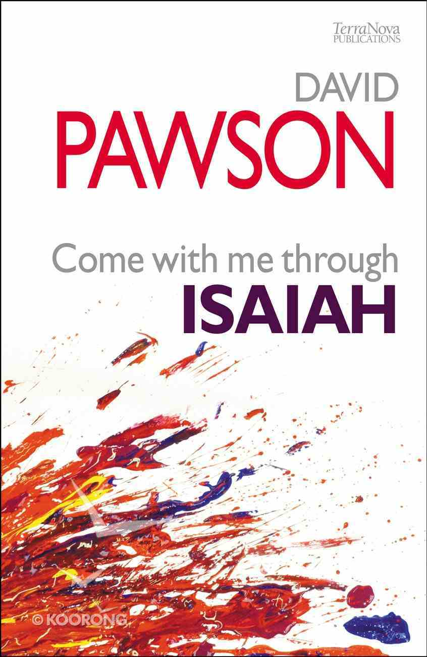 Come With Me Through Isaiah PB (Smaller)