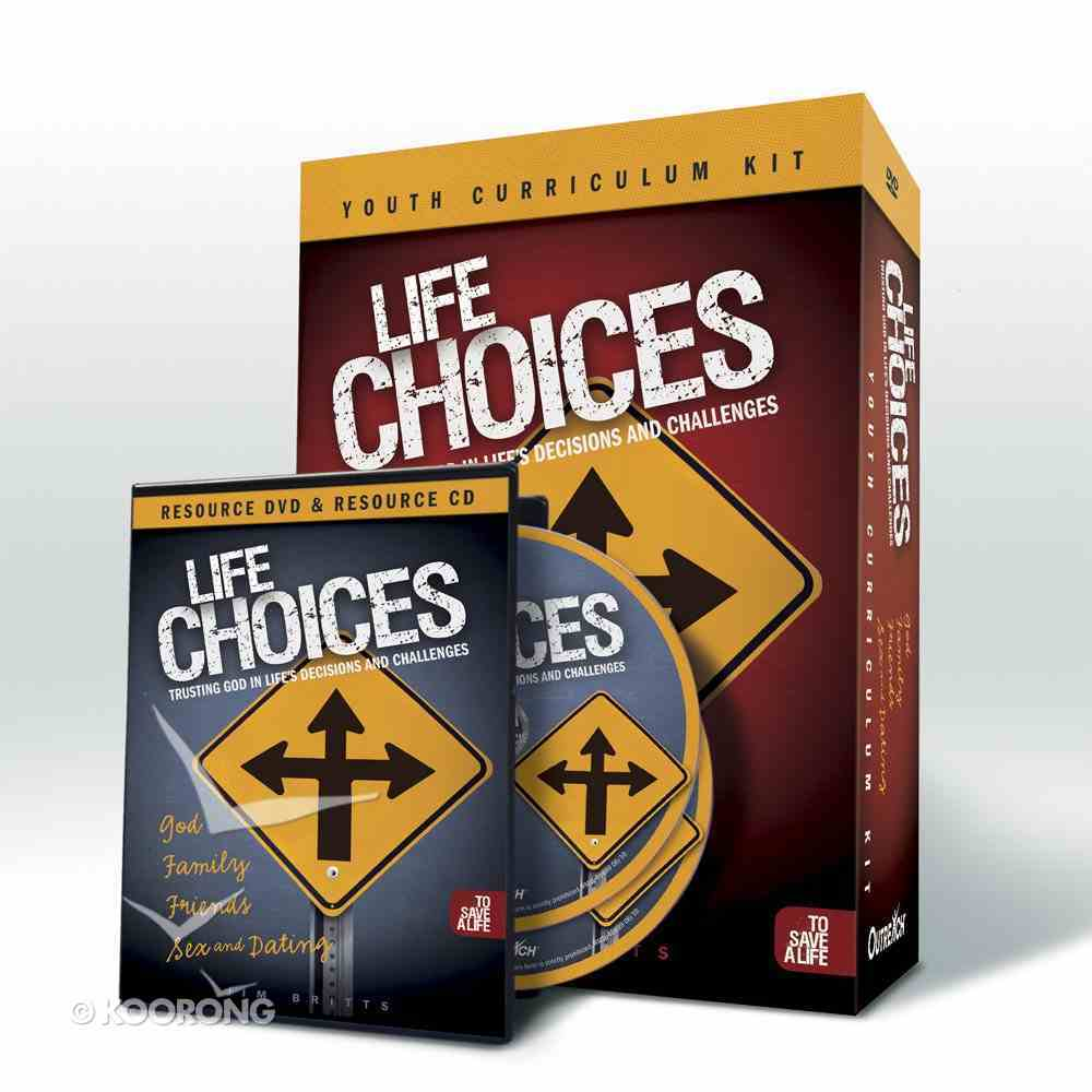 Life Choices Youth Curriculum Kit (To Save A Life Series) Pack