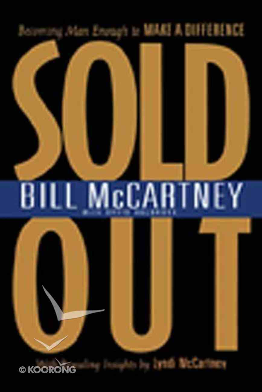 Sold Out Paperback