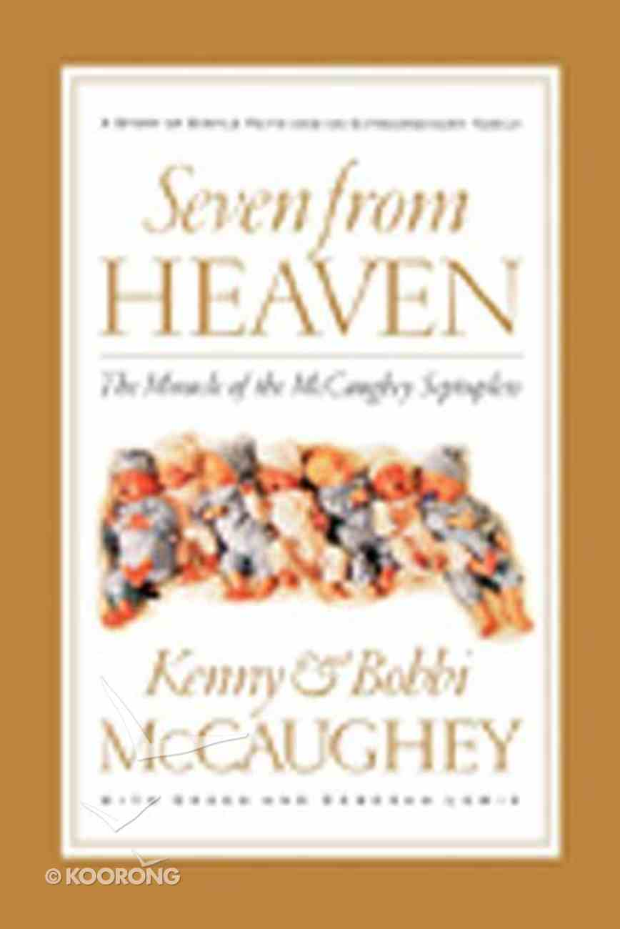7 From Heaven Paperback