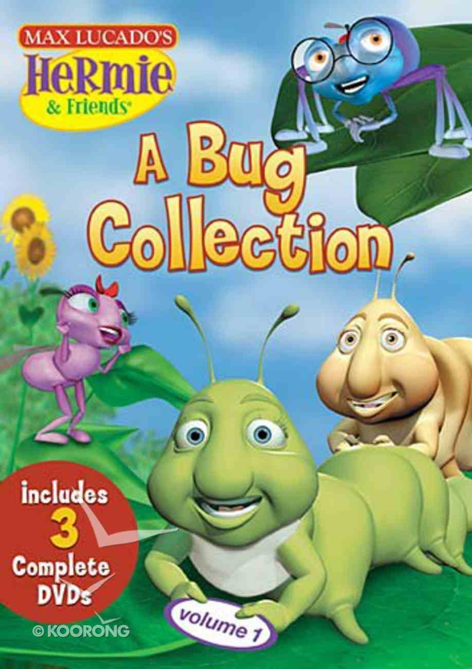 Haf Bug Collection #01 (Hermie And Friends Series) Pack