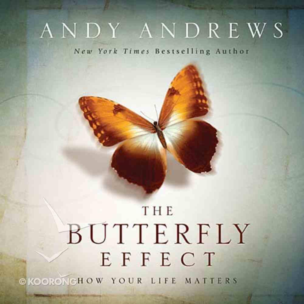 The Butterfly Effect Hardback