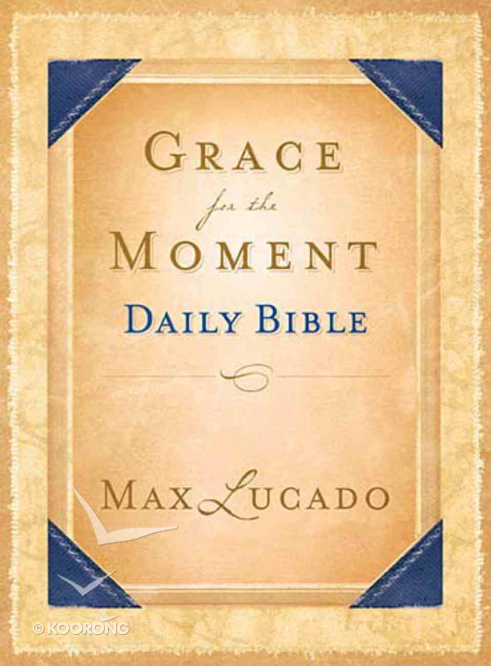 Ncv Grace For the Moment Paperback