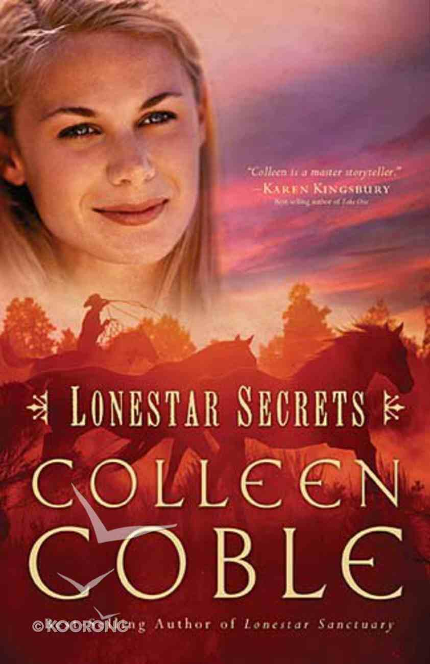 Secrets (Lonestar Series) Paperback