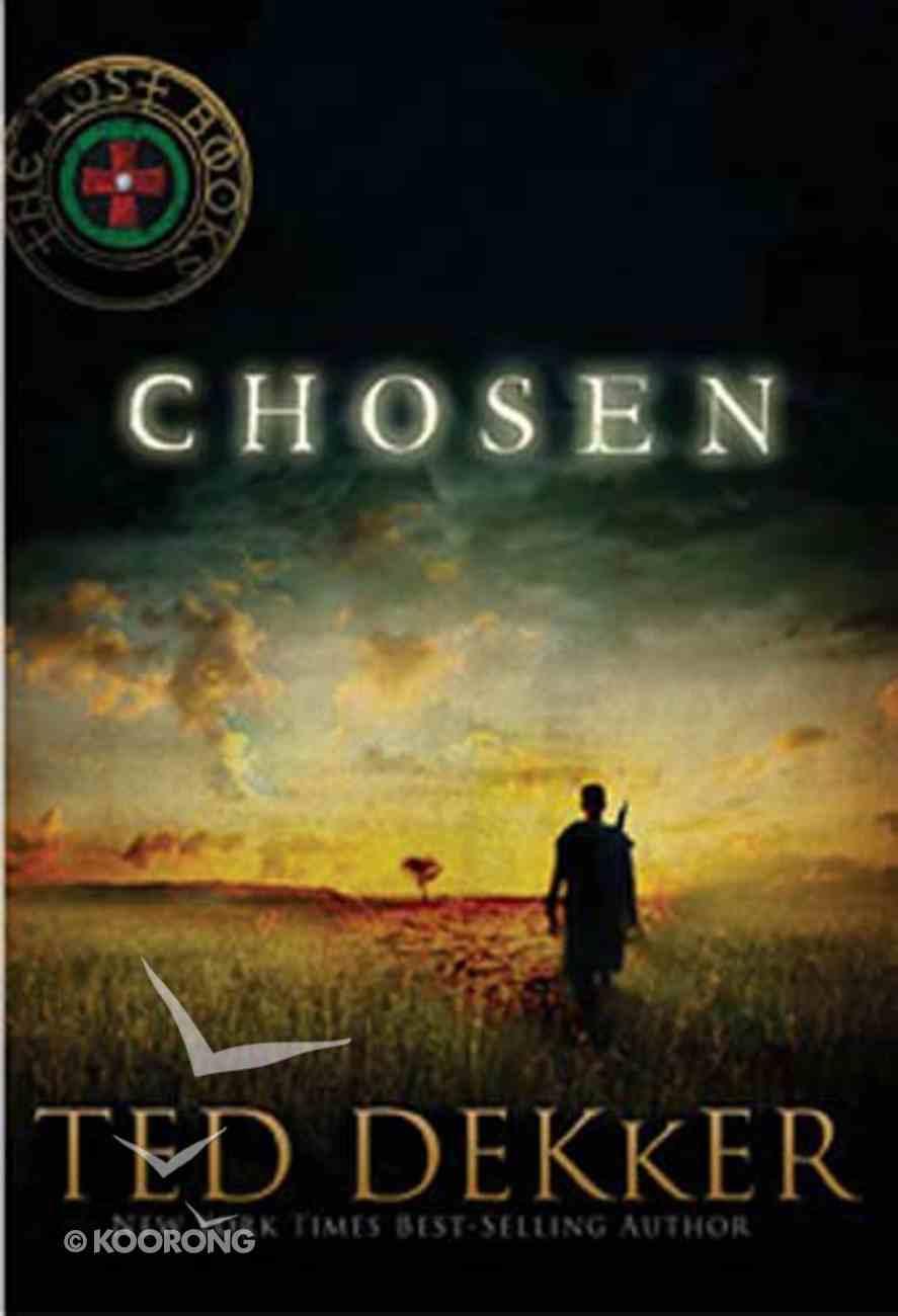 Chosen (#01 in Lost Book Series) Paperback