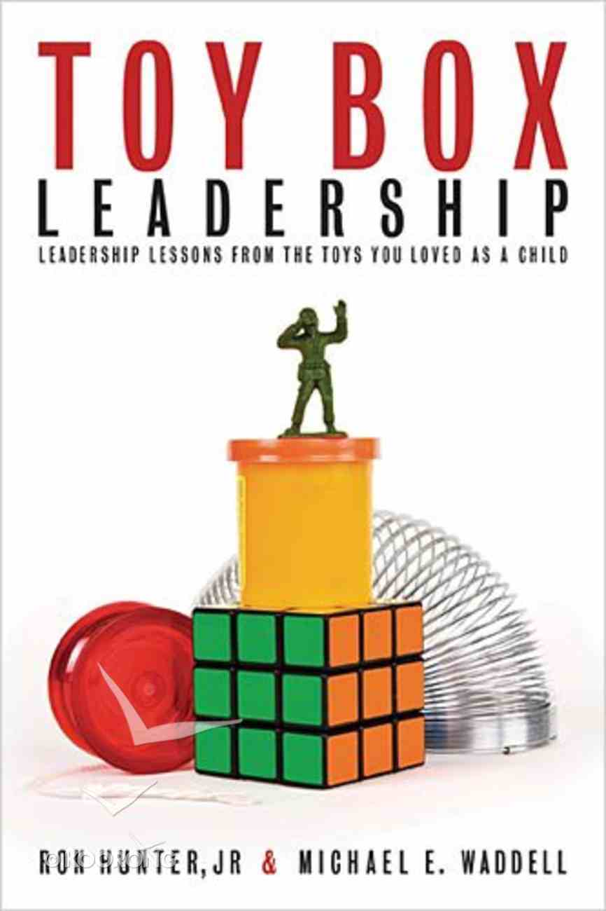 Toy Box Leadership Paperback