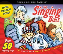 Album Image for Singing Bible, the 4cds (Over 50 Sing-along Songs) - DISC 1