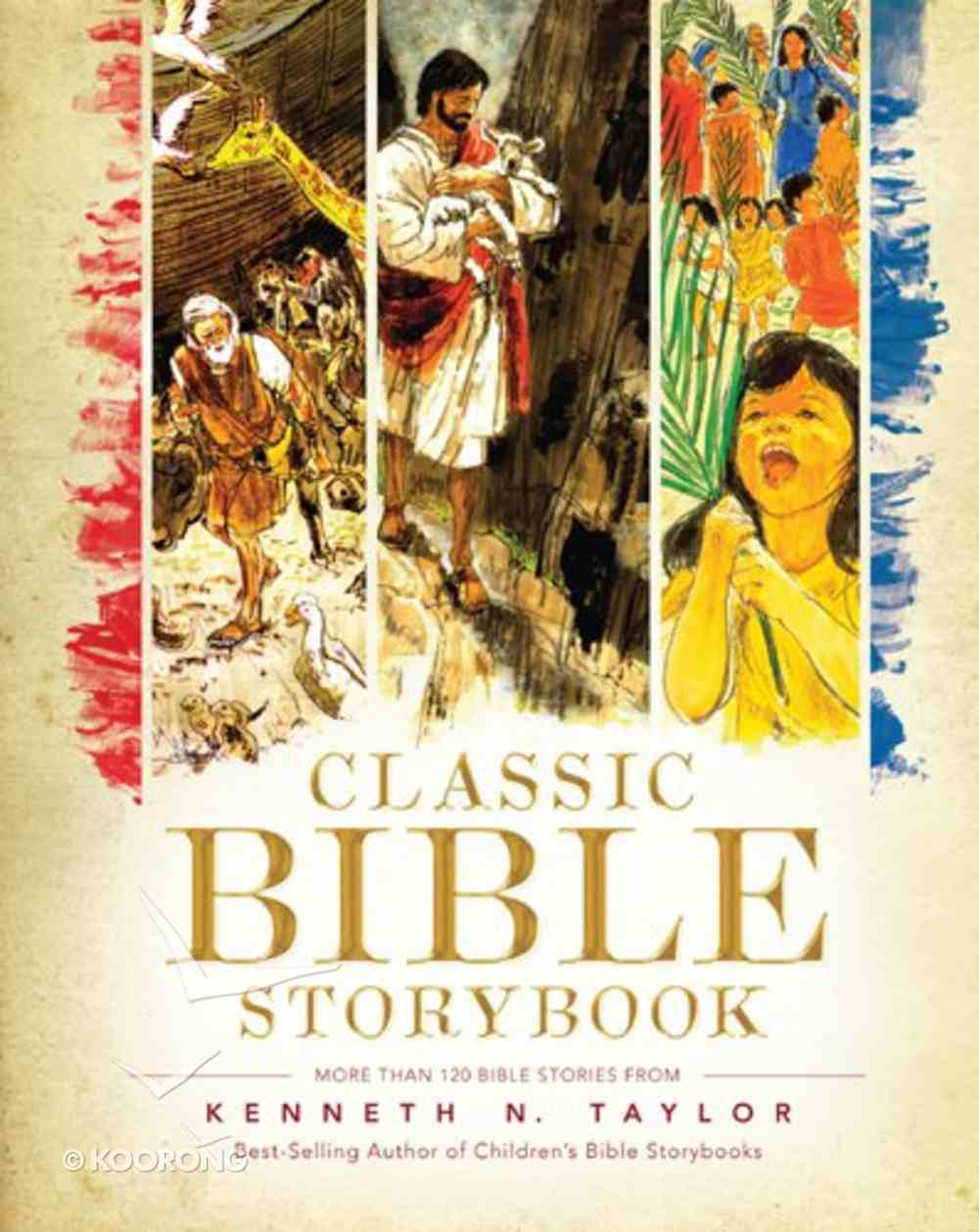 Classic Bible Storybook Hardback