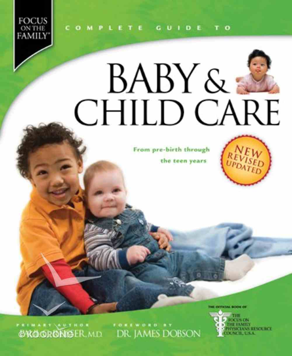 Baby and Child Care Hardback