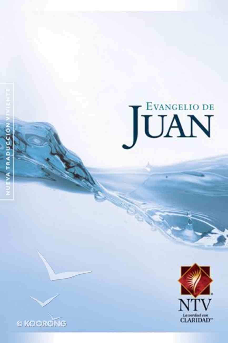 Ntv Evangelio De Juan Gospel of John (Black Letter Edition) (10 Pack) Paperback